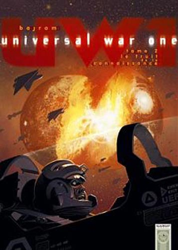 Universal War One couverture
