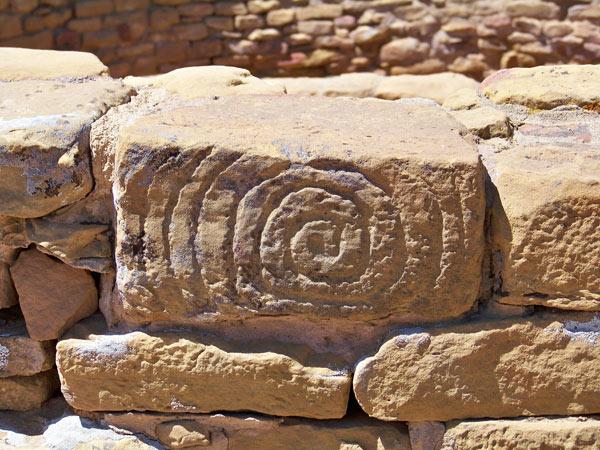 Mesa Verde. Culture Anasazi