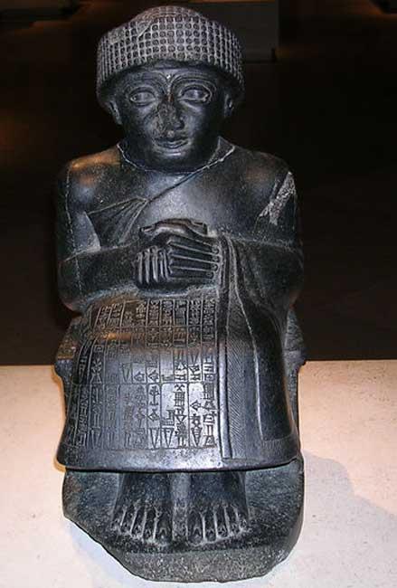 statut de Lagash
