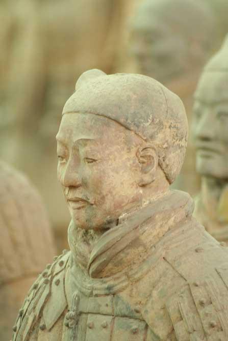 La sculpture chinoise ancienne Xian_08
