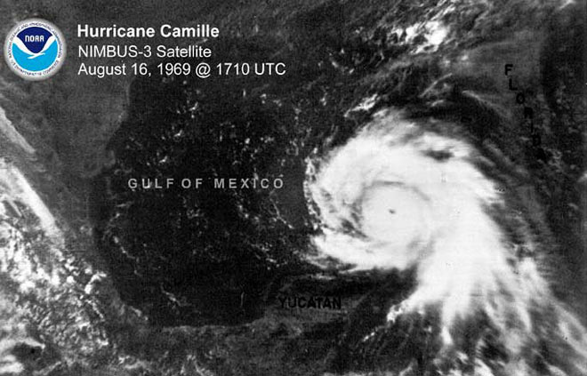Cyclone Camille