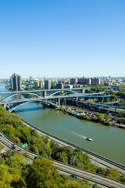 Harlem River. New York