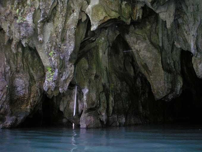 Rivière souterraine à palawan. by emmanslayer