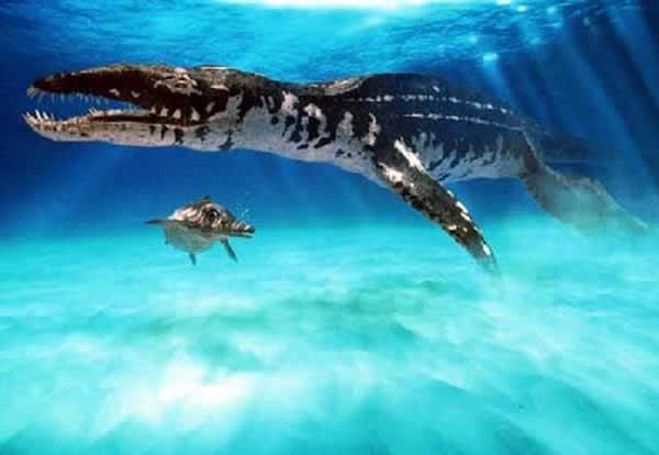 Sur la terre des dinosaures : Mers cruelles [DVDRIP | FRENCH] [FS] [US]