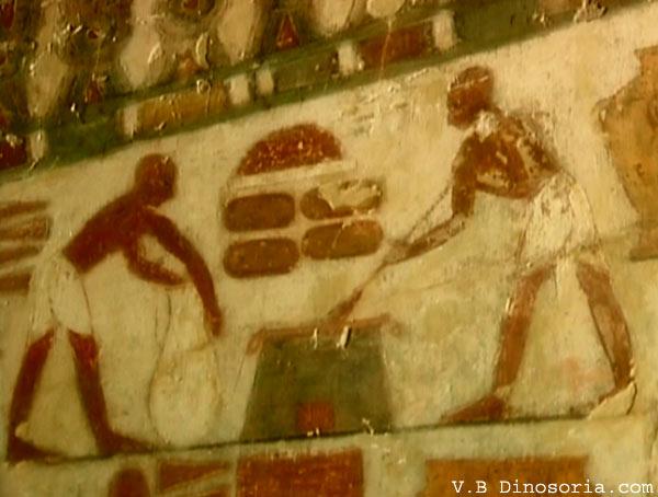 Four à pain de l'Egypte ancienne