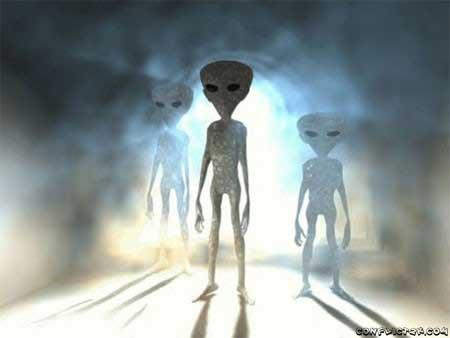 Vie extraterrestre dans O.V.N.I et E.T. alien