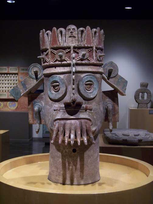 Dieu Maya de la pluie