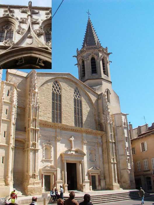 Eglise de Carpentras