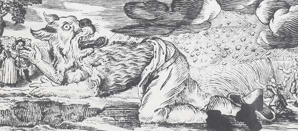 La peur du loup-garou