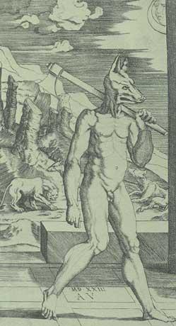 Lycaon, le roi mythique