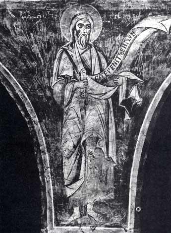 Saint Malachie Malachie