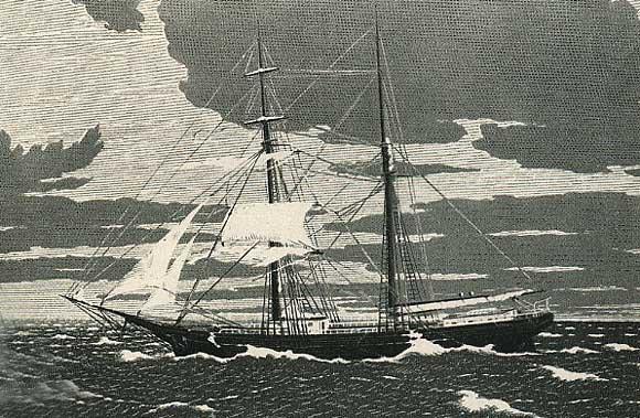 La Mary Celeste, et autres navires fantômes Mary_001