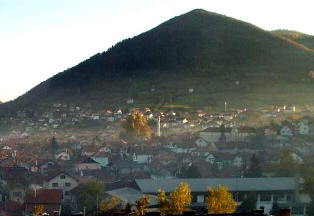 Pyramide de Bosnie