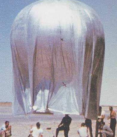 ballon Mogul de 1948
