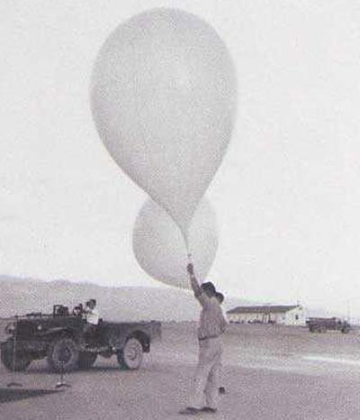 Ballon Mogul de 1947