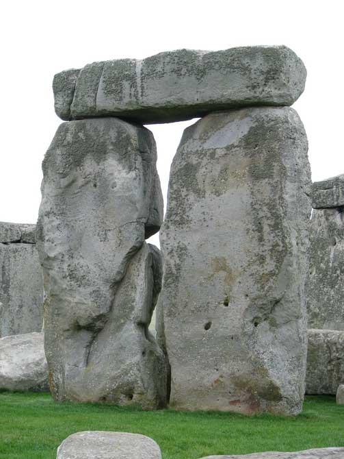Monolithe de Stonehenge