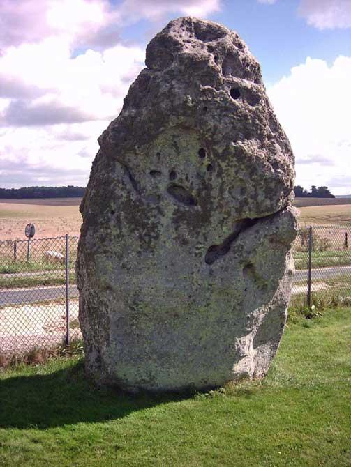 Megalithe de Stonehenge