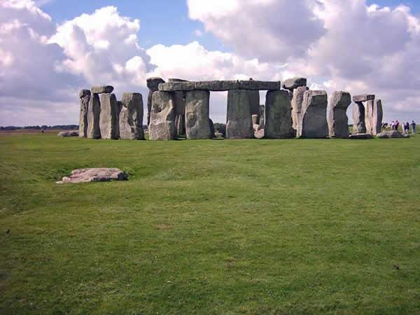 Cercle de sarsen de Stonehenge