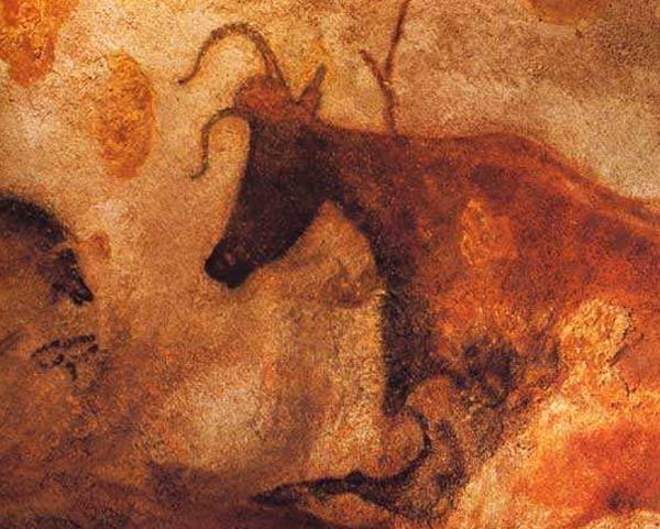 Bovin de la grotte de Lascaux