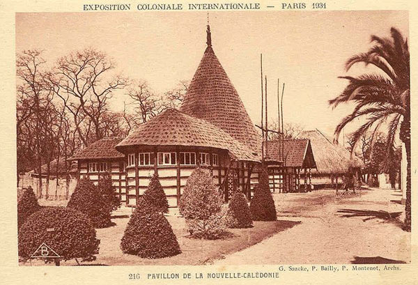 Exposition coloniale Paris 1931