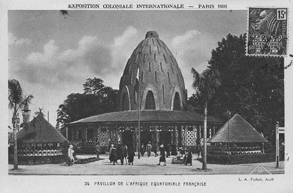 Exposition coloniale 1931