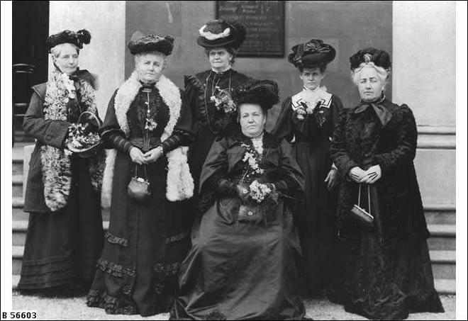 The Woman's Christian Temperance Union