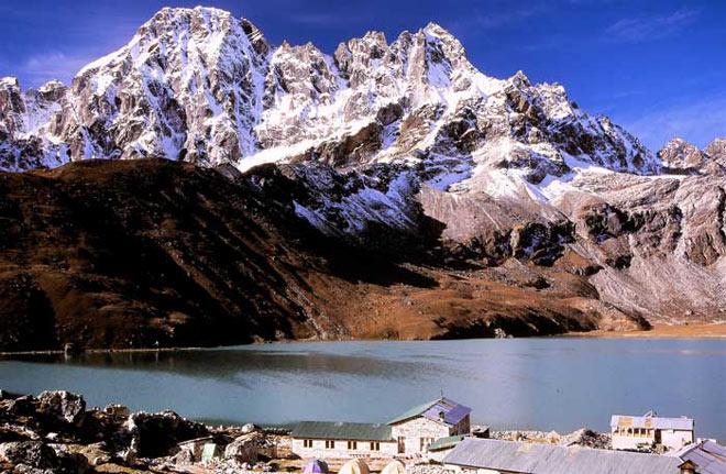 Gokyo au Nepal