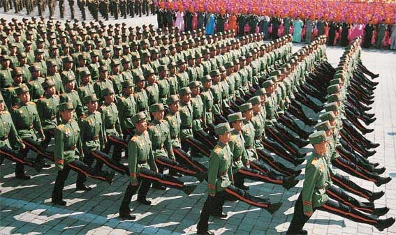Corée du Nord : le chantage nucléaire affiche