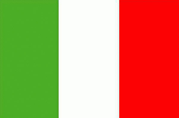 italie drapeau