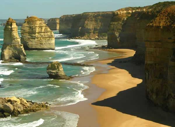 ساحل الذهب في أستراليا