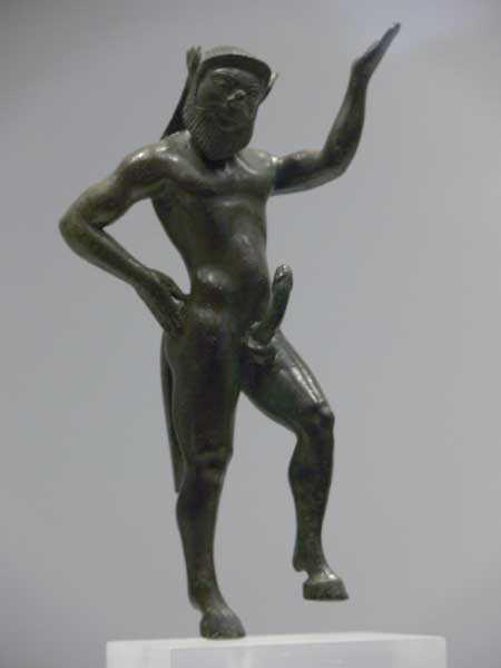Satyre Mythologie Grecque En Images Dinosoria