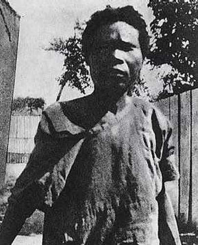 Zombi. Haiti en 1937