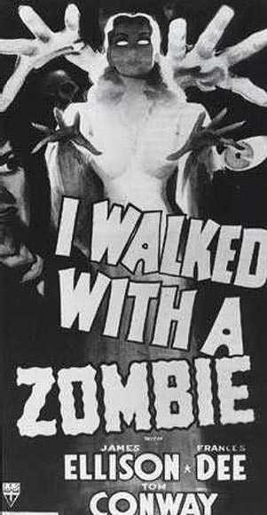 Affiche du film I walked with a Zombie