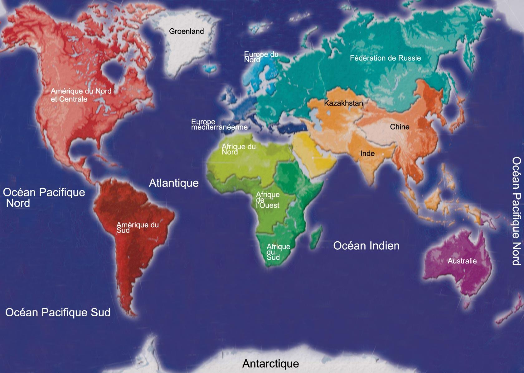 D rive des continents du cambrien aujourd 39 hui dinosoria - Quel est le nom le plus porte au monde ...