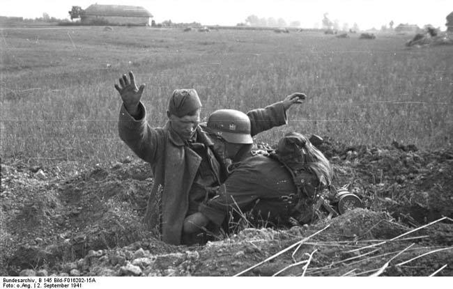 Opération Barbarossa . L'hiver est-il responsable de la défaite d'Hitler en Russie ? 04