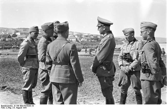 Opération Barbarossa . L'hiver est-il responsable de la défaite d'Hitler en Russie ? 08
