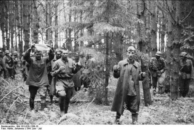 Opération Barbarossa . L'hiver est-il responsable de la défaite d'Hitler en Russie ? 23