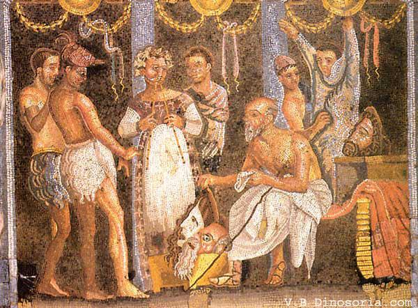 Acteurs romains
