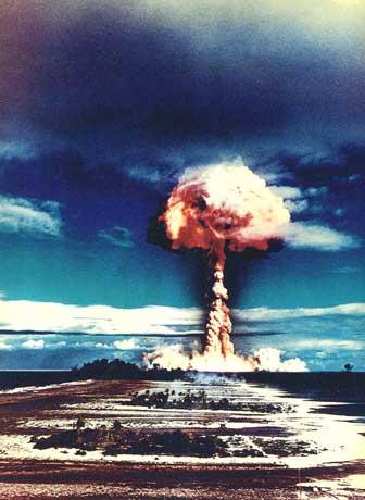 quels dégâts provoque une explosion