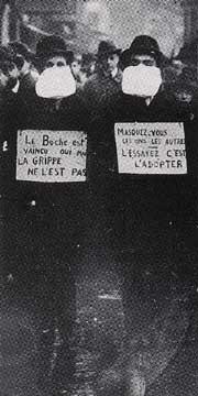 Dangereuses manipulations: Le virus de la grippe de 1918 a été ...