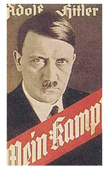 Hitler. Mein Kampf