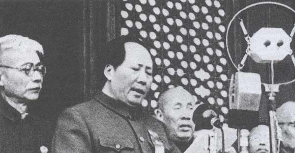 rencontre mao-staline