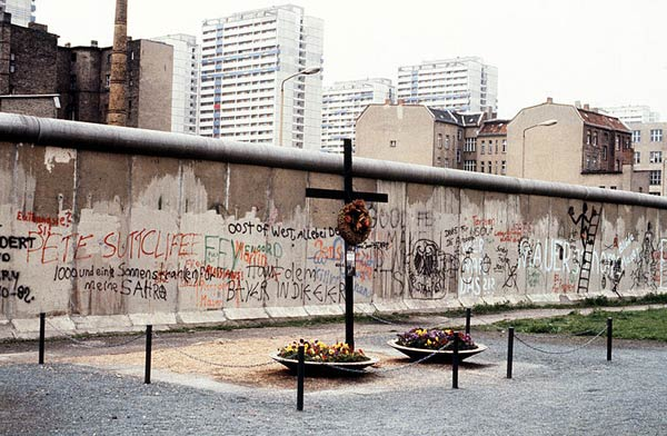 Peter Fechter Berlin Wall Memorial