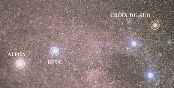 Constellation de la Croix du Sud