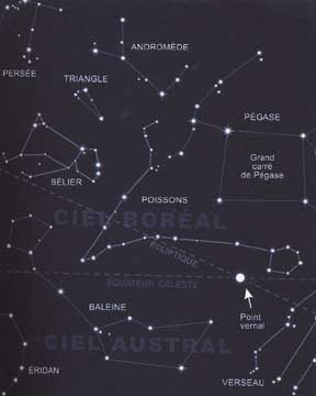 Constellations des Poissons