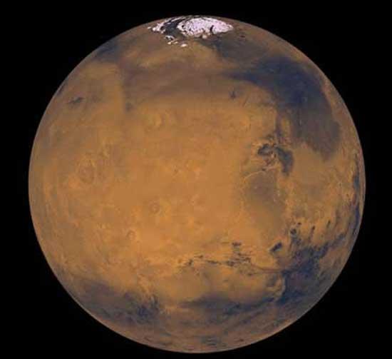 Mars, Vénus (Uranus ?)