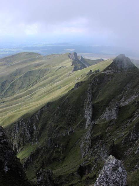 Mont Dore. Auvergne